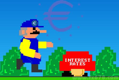 """【欧市收盘】德拉基的""""一股脑方式""""对欧元影响有限?欧银宽松预期推动欧股下跌"""