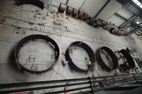 【异动股】钢铁行业板块拉升,鞍钢股份(000898-CN)涨10.03%