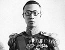 末代皇帝青少年时代照片