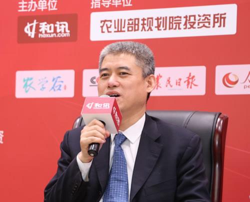 李伟群:农业领域股权投资机会广大