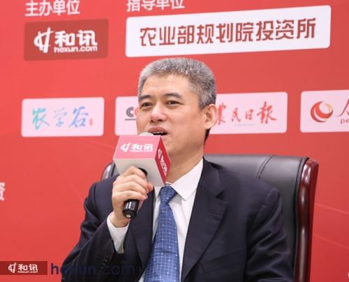中科招商联合总裁李伟群