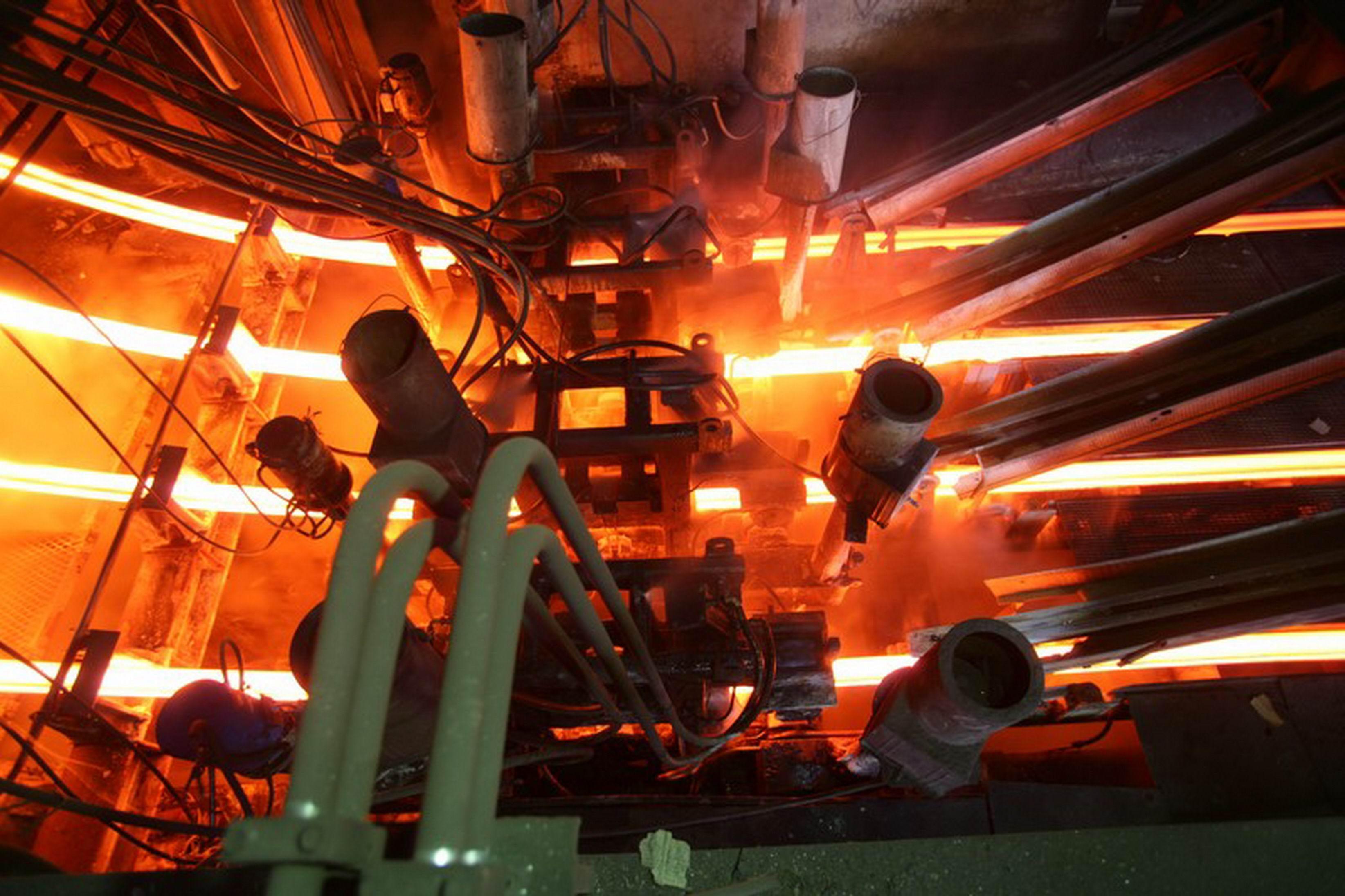 2017中国钢铁行业调研报道