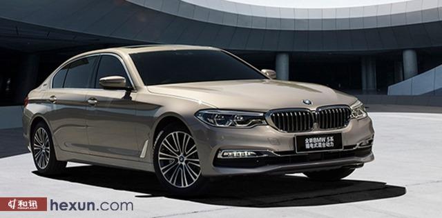 宝马发布广州车展阵容 新款535Le全球首发/6系GT上市