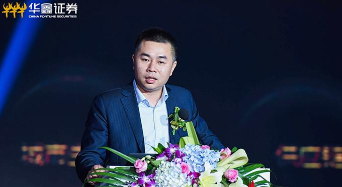 中泰证券信息技术部副总经理何波