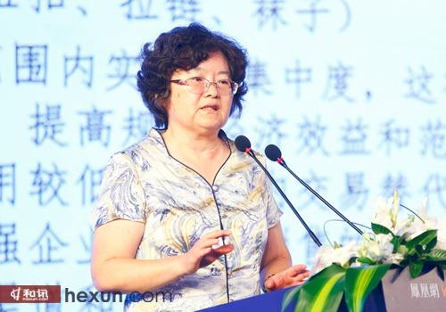 张承惠:科技赋能有效但也有限 不能解决一切问题
