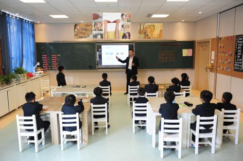 潍坊水米田幼儿园期待更多的家庭能成为学习型家庭.