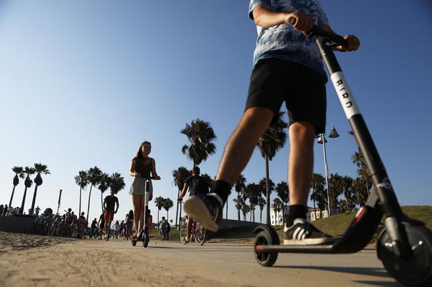 共享电动滑板车创企Bird将再获3亿美元融资 领投方为富达