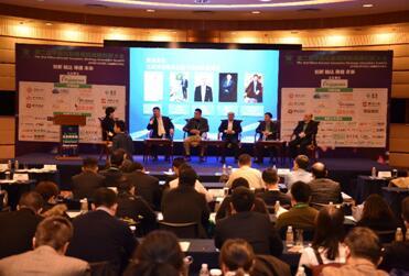 图:第二届中国互联网保险战略创新大会现场