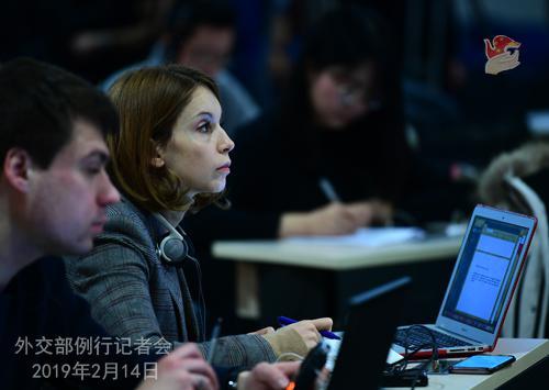 中国领导人是否将见美经贸谈判代表团?外交部回应