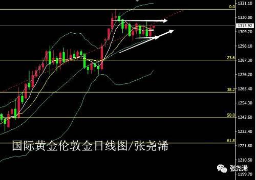 张尧浠:停摆欲免美指获推,金价仍守加息预期支撑看涨