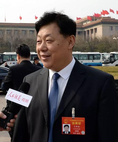 两会访谈录|王新春:发挥铁路环保优势 助力生态文明建设