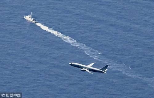 美媒忧心:如果日本F-35A战机残骸落入中俄之手……