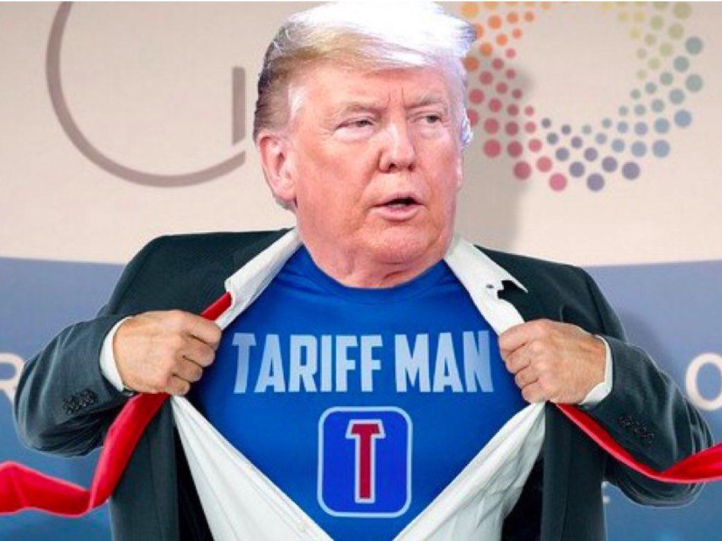 """在""""关税侠""""特朗明升网普的任期内贸易战恐不会轻易结束?"""