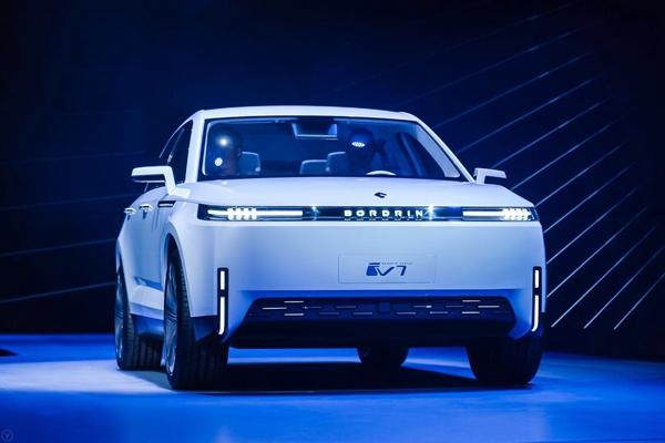 自主研发三大原生电动车平台 博郡汽车打造可持续竞争力