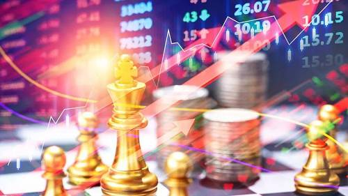 行情虽有起伏,但融资资金持续进场的趋势无法被撼动。
