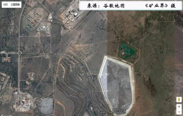 Lagunas Norte金銀礦