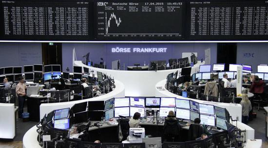 欧洲股市今年有所回升 投资者正小心翼翼地寻找机会