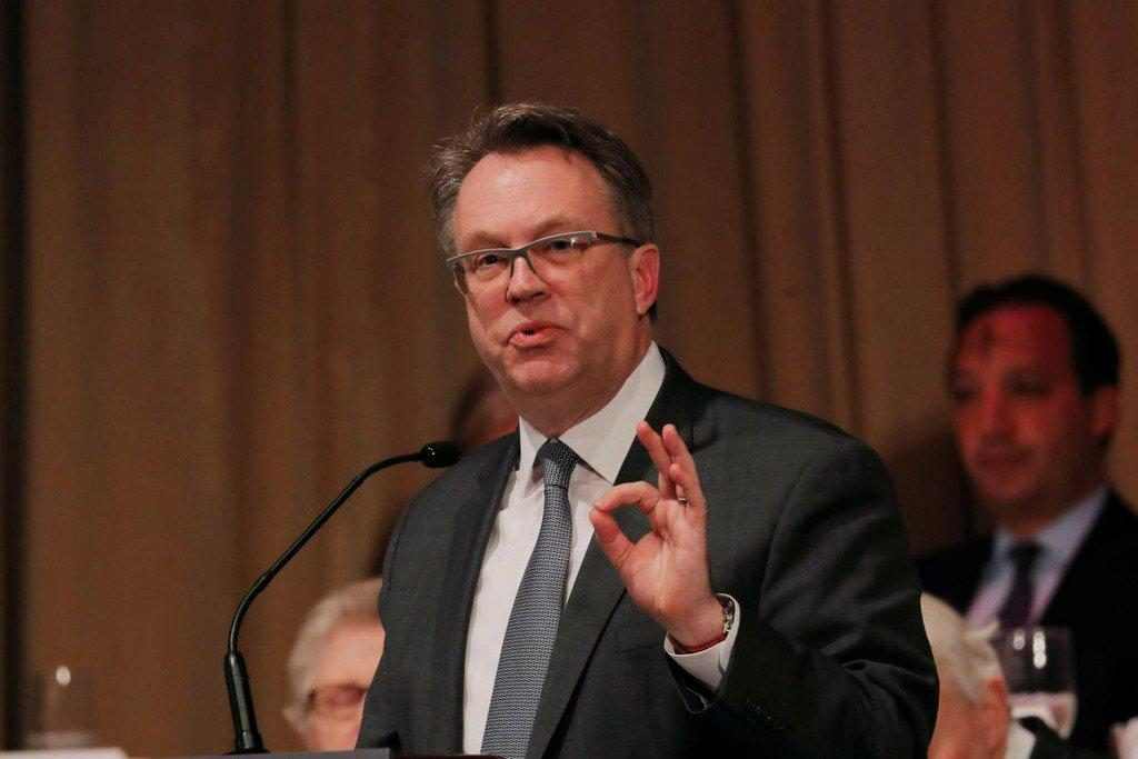 纽约联储主席威廉姆斯:不断升级的贸易战会影响经济成长和通胀