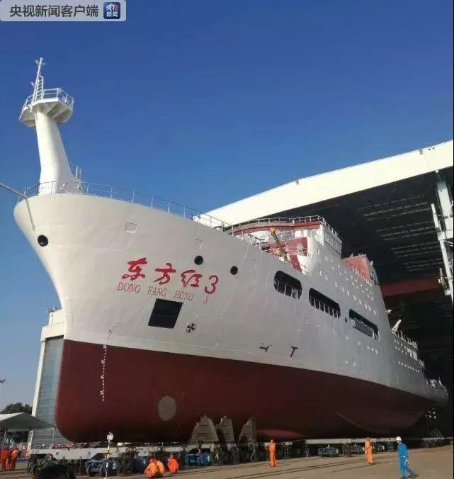 """科考船总布置设计首先要解决""""兼顾""""问题:在满足法规要求的前提下,兼顾船舶系统与科考系统,实现科考功能的最大化。"""