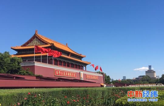 北京空气质量改善!PM2.5平均浓度6年下降43%