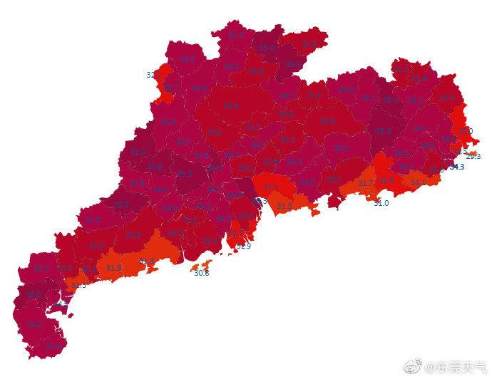 @东莞人,强降水又来了!24-26日有大雨到暴雨,还有8级短时大风