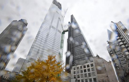 因退欧僵局和恶劣天气 英国企业经历近7年最差季度
