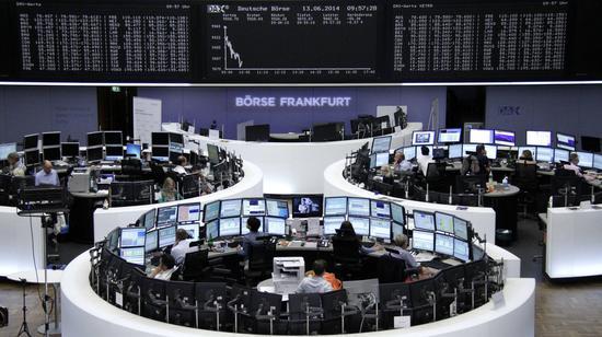 拉加德将任欧央行行长 欧股喜出望外迈入技术性牛市
