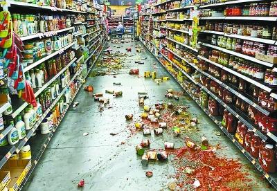 美国加州南部发生7.1级地震