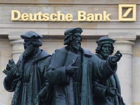 德银退出股权业务将影响其全球2000个工作岗位