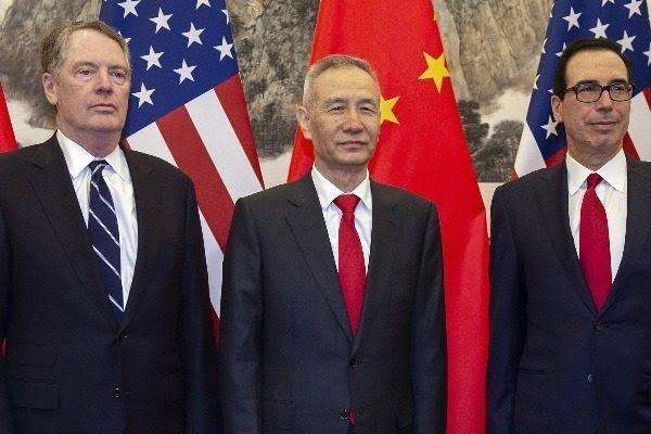 中美贸易代表两个月来首次接触!开战一周年,两国出口各减少约200亿美元