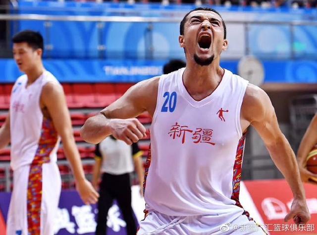 新疆广汇飞虎篮球俱乐部宣布与西热力江完成续约