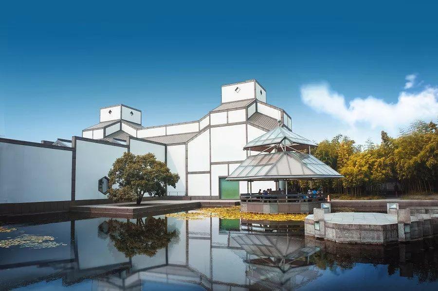 苏州博物馆平面图尺寸