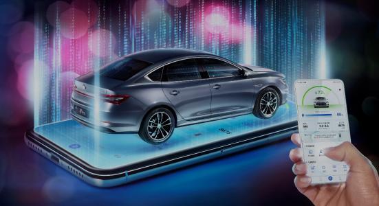 """王传福:智能汽车是""""长了腿的超级手机"""""""