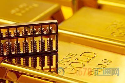金价高位回调 市场期望鲍威尔讲话暗示降息助力黄金
