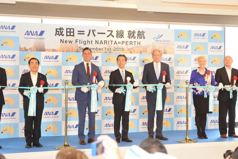 全日空成8年来首开日本直飞珀斯的航空公司