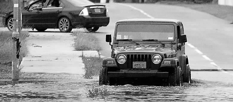 """飓风""""多里安""""登陆巴哈马"""