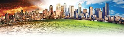气候变化加速超预期 减排力度应