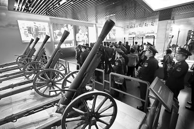 香山革命纪念馆开放首月迎游客超10万名