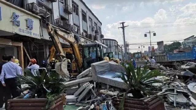 应急部派出工作组调查无锡小吃店燃气爆炸事故原因