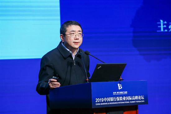 <b>国家金融与发展实验室副主任杨涛:金融科技和普惠金融应该是水涨船高的关系</b>