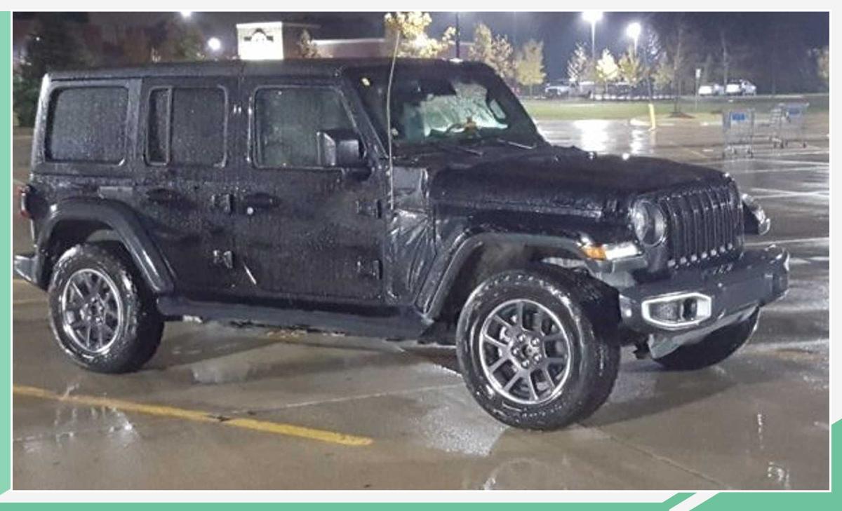 搭3.6L混動/明年上市 Jeep牧馬人插混版諜照曝光