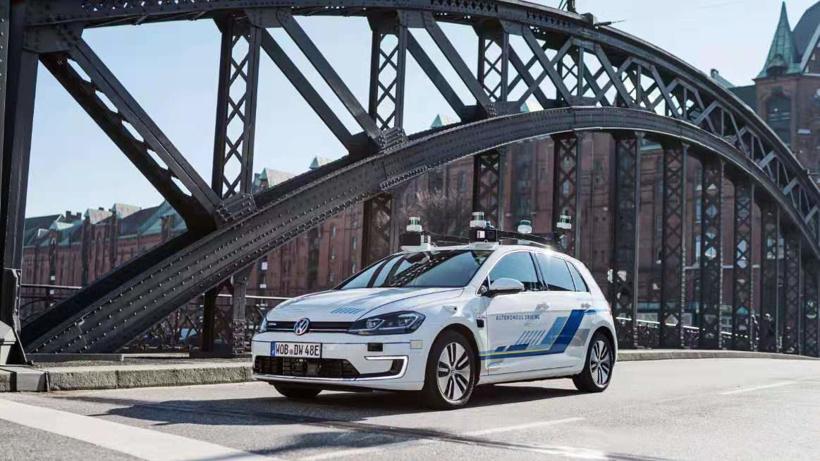 为分摊研发成本 大众不排斥与其他车企分享自动驾驶技术