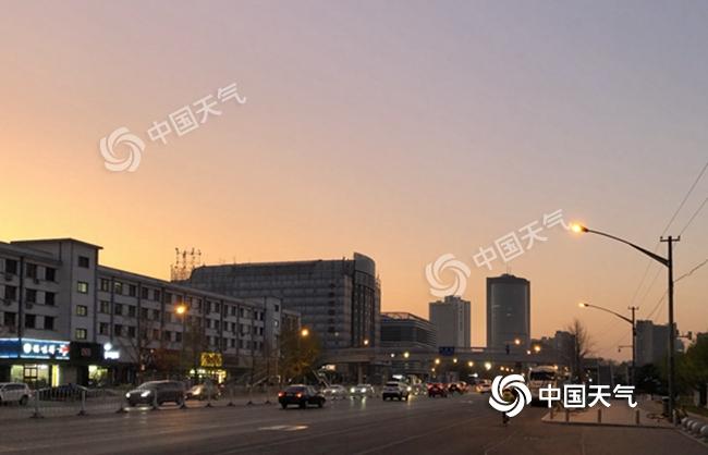 今后三天北京天气晴冷 周五冷空气将至山区飘雪