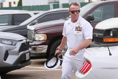 原料图,美海军部长斯宾塞被免职。图/视觉中国