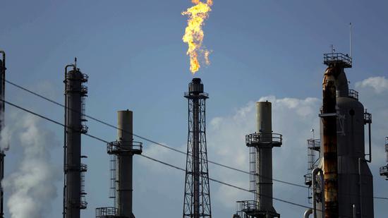 周三美油收跌0.5% 布油跌0.3%