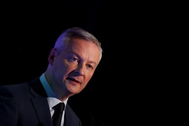 法国财长:针对美国向法国发出关税威胁欧盟做好还击准备