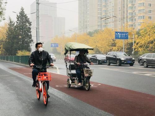 雾霾又袭京津冀预计后天霾天气结束
