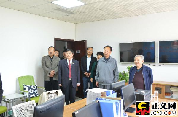 河北南皮:举办检察开放日活动