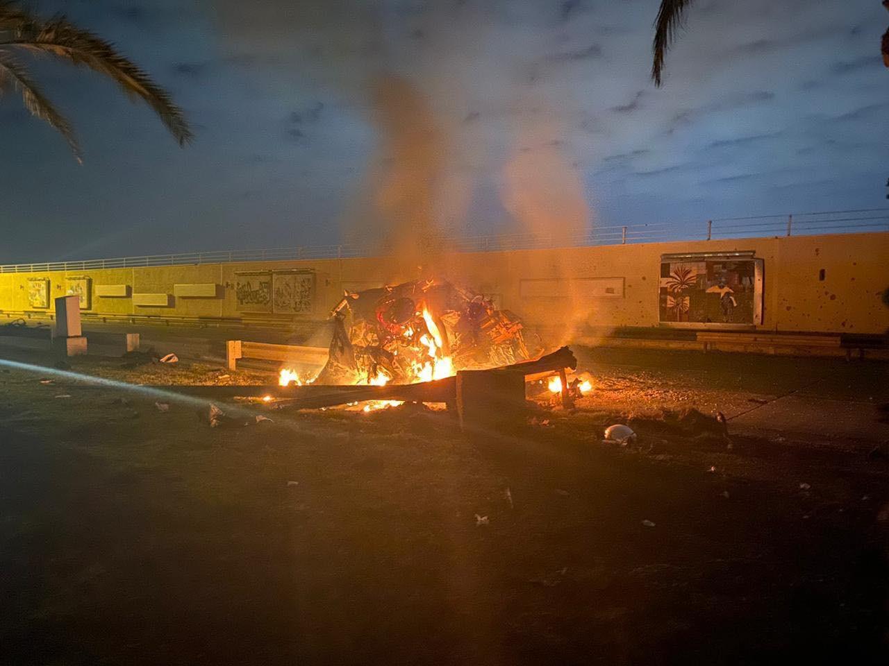不息关注丨伊拉克再遭美军空袭 卡西姆·苏莱马尼身亡