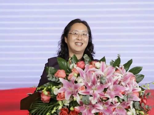 中央财经大学校长 王瑶琪